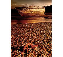 Wrecked (Dulas-Anglesey) Photographic Print