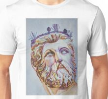 Neptune - From Neptune's Fountain, Florence, Italy Unisex T-Shirt