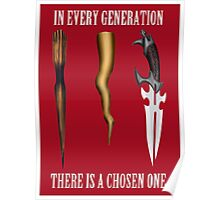 Buffy - In Every Generation... Poster