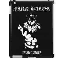Irish Hunger iPad Case/Skin