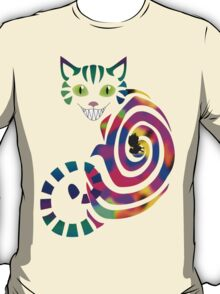 We're all mad here - Cheshire cat T-Shirt