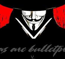 Vendetta by Jimmy Rivera