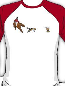die brush!!! T-Shirt