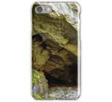 Coiba Mare cave from Apuseni mountains iPhone Case/Skin