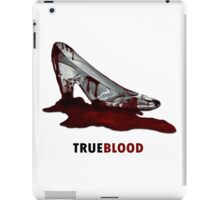 True Blood -Black iPad Case/Skin
