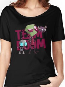 Team Doom  Women's Relaxed Fit T-Shirt