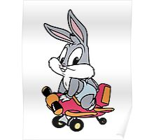 Baby Bugs Bunny Poster