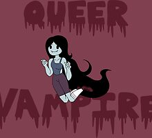 queer vampire by suicidersyo