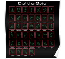 Dial the Gate Poster