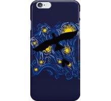 NightFury Sky iPhone Case/Skin