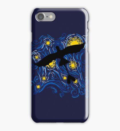 NightFury Sky iPhone Case/Skin