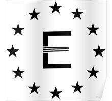 Fallout Enclave Logo Poster