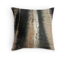 Pastel Wave Throw Pillow