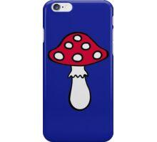 Mushroom Fly agaric iPhone Case/Skin