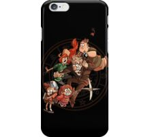 You Made Me Realise (transparent) iPhone Case/Skin