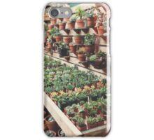 Succulent & Cactus Shop iPhone Case/Skin
