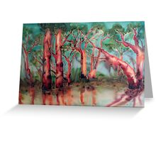 Litchfield Park Australia Greeting Card