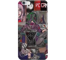 Girl Gamer iPhone Case/Skin