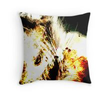 Barrett - A Minor Collection of Unnatural History  Throw Pillow
