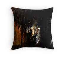 Synbasium - A Minor Collection of Unnatural History Throw Pillow