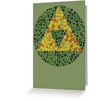Can You See the Triforce, Link? Greeting Card