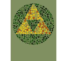Can You See the Triforce, Link? Photographic Print