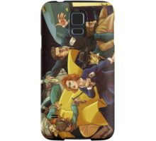 Superwholock Samsung Galaxy Case/Skin
