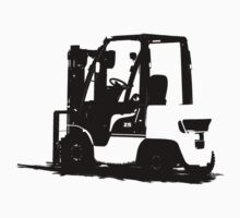 Forklift by Tim Cox