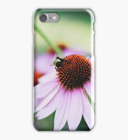 Bee B.  iPhone Case/Skin