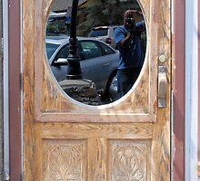 new 'older' doors in Truckee by Lenny La Rue, IPA
