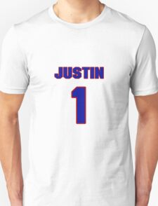 National baseball player Justin Sellers jersey 1 T-Shirt