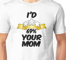 69% VICTORY  Unisex T-Shirt