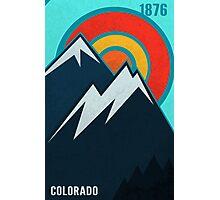 Colorado State Photographic Print