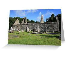 Dysert O Dea church Greeting Card