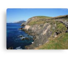 Dingle coastline Canvas Print