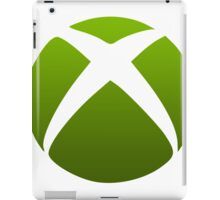 Xbox Logo Design iPad Case/Skin
