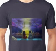 Korrasami with End Credits Unisex T-Shirt