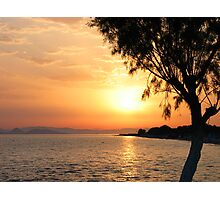 Kos in the morning Photographic Print
