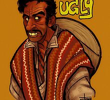 The Ugly by groovy-bastard