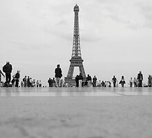 Eiffel Tourist Tower by eeet