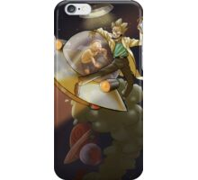 100 Years Rick and Morty iPhone Case/Skin