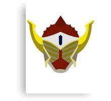 Kamen Rider Baron - Banana Arms Canvas Print