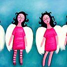 Wings by littlearty