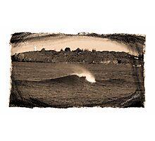 Devonport Coles Beach Wave Photographic Print