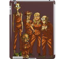 Arkham Nerd Squad iPad Case/Skin