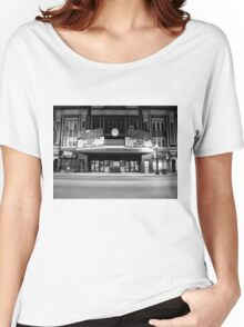 """""""Chicago history"""" Women's Relaxed Fit T-Shirt"""