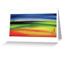 Different in Kind Greeting Card