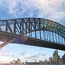 Harbour Bridge by Dufflebag