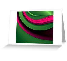 slip in between Greeting Card