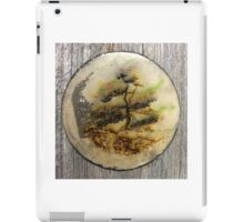 Deeper - Tree Engravingn wood iPad Case/Skin